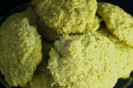 Matcha Almond Cookies Recipe! - AOI Tea Company