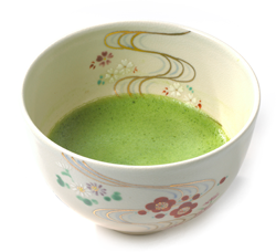 aoi matcha tea bowl