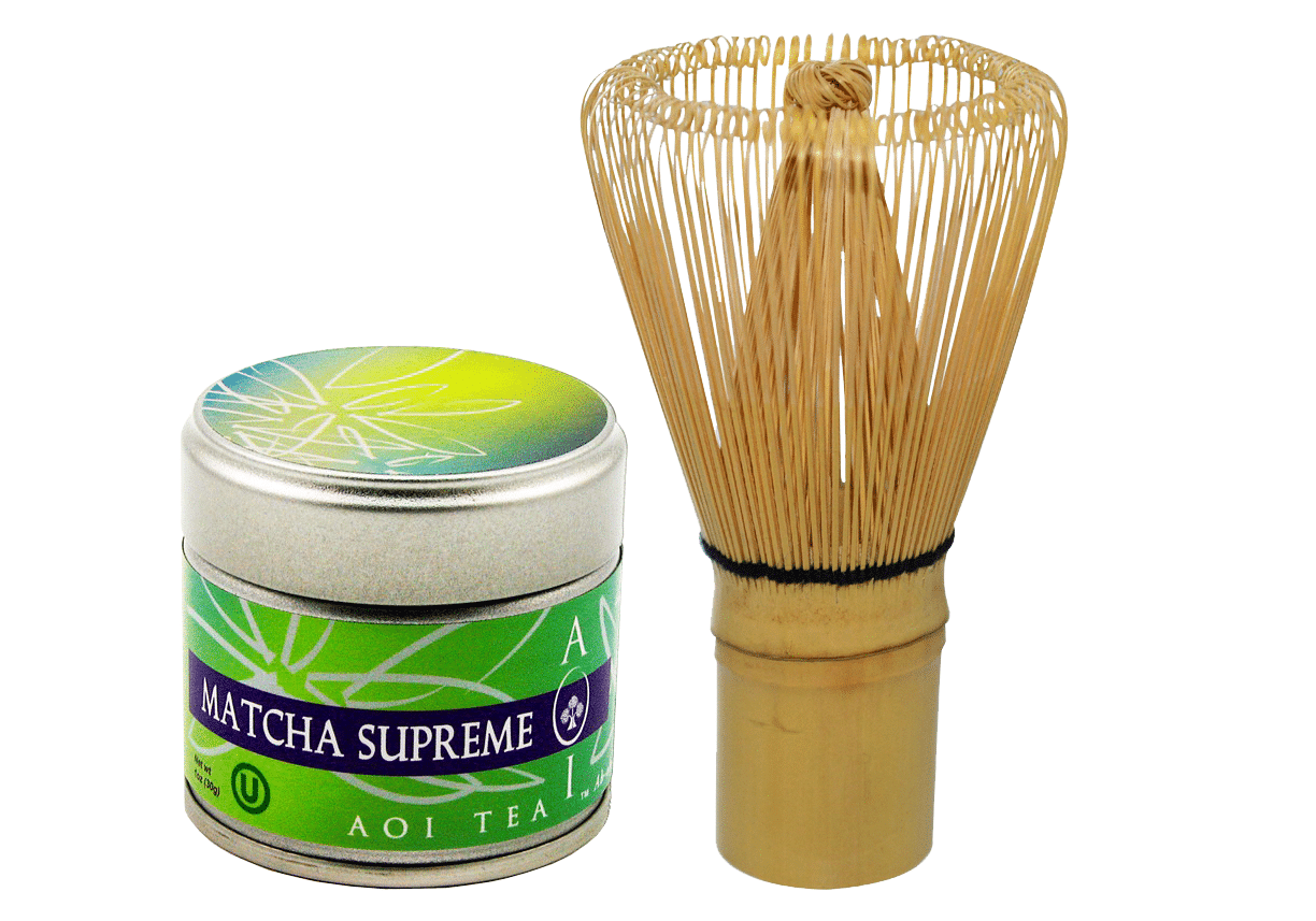 Matcha Supreme & Whisk